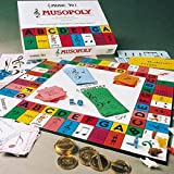 Musopoly Board Game