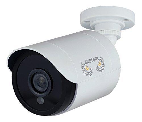 Night Owl, LLC Night Owl Bullet Camera Bullet Camera, White (CAM-2PK-HDA10W-BU) [並行輸入品] B01JJH9HJE