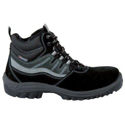 """Cofra 63440–000.w39taglia 39s1p src """"Augsburg sicurezza scarpe, colore: nero/grigio"""