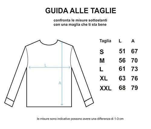 Fun Gj2788 Genius Tavola Nero Girocollo Settantallora Felpa Elementi Periodica tEq0F0w