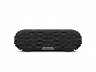 Sony SRSXB2/BLK Portable Wireless Speaker with Bluetooth (Black)
