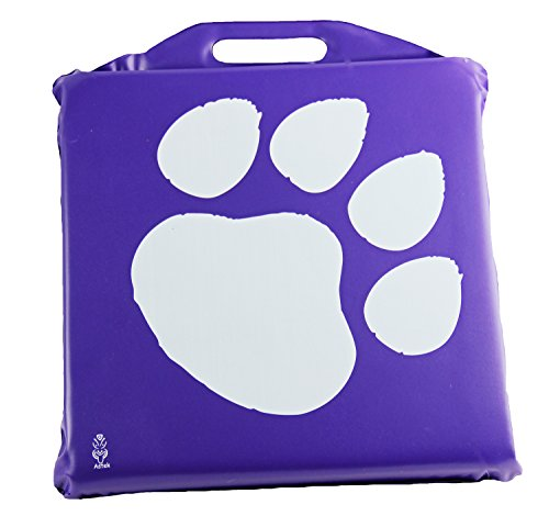 Astek Extra Wide Paw Prints Cub Scout - Stadium Bleacher Outdoor Seat - Memory Foam Cushion