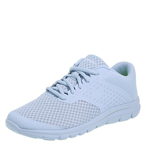Light Blue Tennis Shoes - Champion Women's Mono Light Blue Gusto Cross Trainer 8 Regular