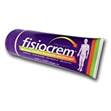 Fisiocrem 60ml Joint and Muscle Pain Relief Cream by Fisiocrem