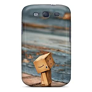 For COCukKb7689lxUVk Danbo Protective Case Cover Skin/Galaxy S3 Case Cover