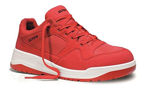 Elten Maverick Red Chaussures de sécurité S3 - Rouge - Rouge, 46 EU