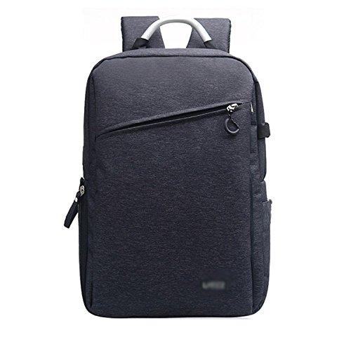 カメラバックパック カメラケース カメラバッグ ショルダー写真 ソニー キヤノン ニコン SLR デジタル 大容量 多機能ナップサック ローズレッド アウトドア 旅行 写真 ブラック MWJ128 B07HQBJMY2 ブラック