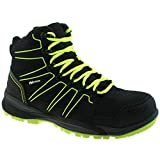 Helly Hansen Addvis Low Safety Trainers 78233 Black/Yellow