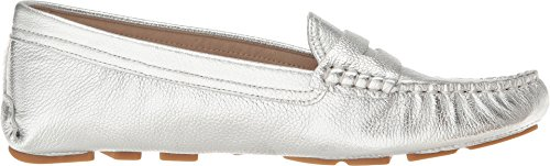 free shipping finishline cheap sale footlocker finishline Sam Edelman Women's Filly Penny Loafer Soft Silver Manchester cheap price AQs6W