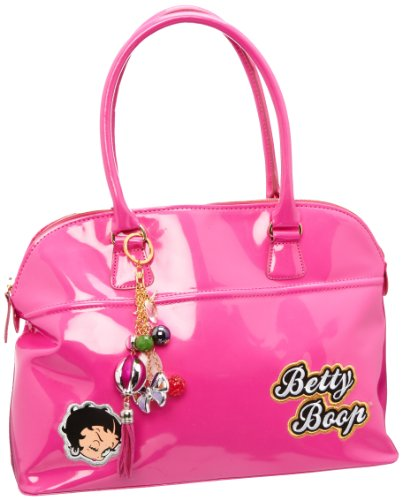 Girl Mano rosa It Betty Boop Borsa A Rosa Donna qXCzUTEwx