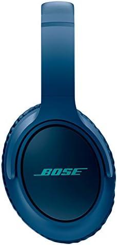 bose soundtrue casque circum-aural casque arceau avec micro bleu marine