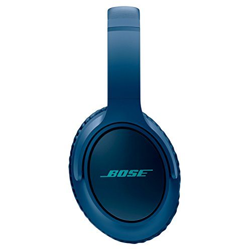 Bose SoundTrue around-ear  wired headphones II – Apple devices, Navy Blue