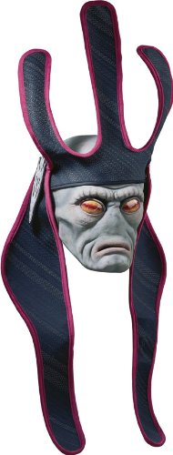 - Rubie's Costume Men's Star Wars Deluxe Adult Latex Nute Gunray Mask, Multicolor, One Size
