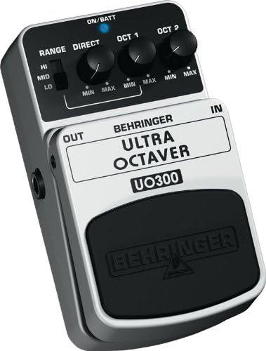 Behringer Ultra Octaver UO300/Pedal de Efectos