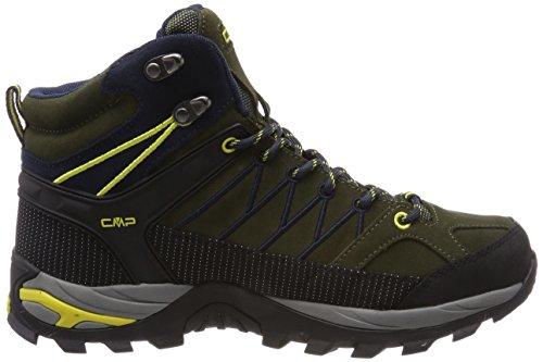 Verde Uomo Escursionismo Stivali da Avocado CMP antracite cedro Alti Rigel Xq1xnYg