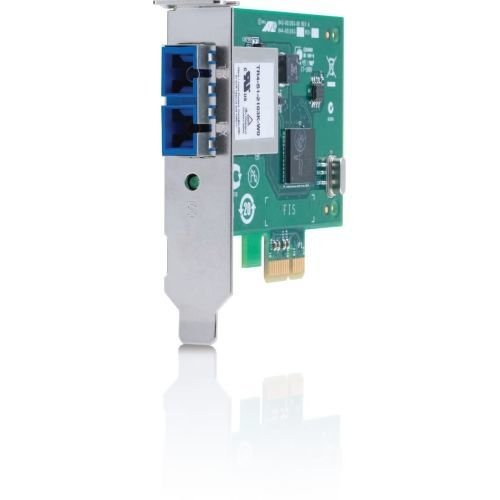 Allied Telesis 1000SX ST PCI Express x1 Adapter Card (AT-2911SX/ST-901) from Allied Telesis