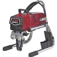 WAGNER SPRAY TECH 805-000 Titan Impact 440 Piston Pump Paint Sprayer & Skid Frame