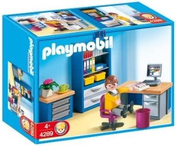 Playmobil 4289 The Home Office Amazon Co Uk Toys Games