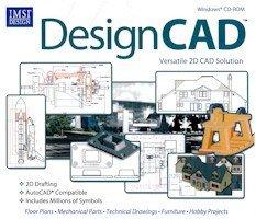 DESIGNCAD V22 (2D CAD PROGRAM) (Please see item detail in description)