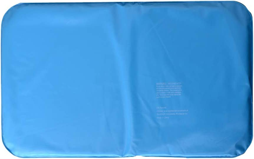 kebyy Cooling Pillow ICES Pad Comfortable Body Cool Mat for Summer Sleeping Aid