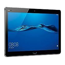 "Huawei Mediapad M3 Lite Tablet WiFi, Display da 10"", CPU Qualcomm MSM8940, Octa-Core, RAM 3 GB, Memoria interna 32 GB, Grigio [Space Gray]"