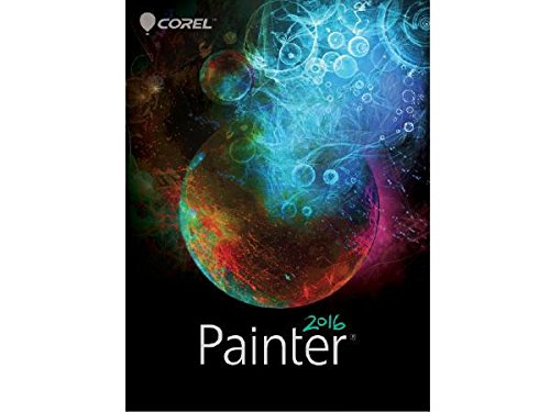 Corel Painter 2016 (Boxed), Windows/Mac