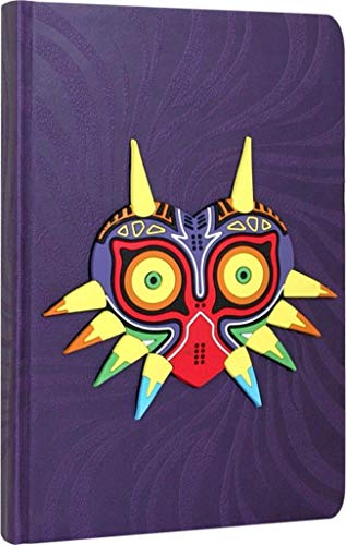 Pyramid America Legend of Zelda Majoras Mask Video Gaming Premium Journal Notebook 5.75x8.25