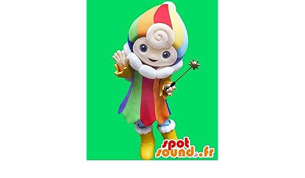 Mascota SpotSound Amazon Pinocho personalizable con sombrero ...