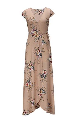 Walant Womens waist Split Floral