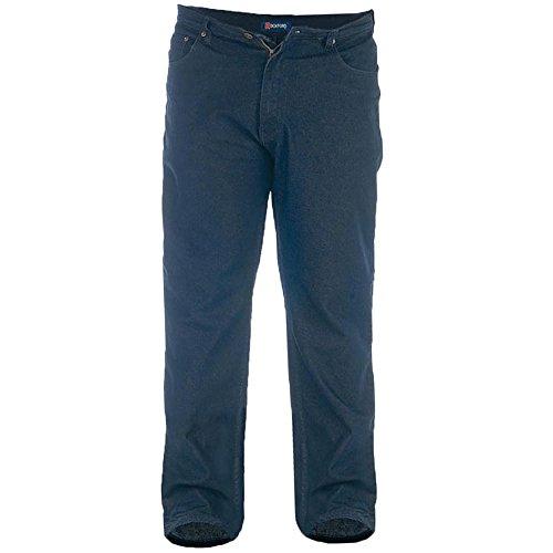 Rockford Jeans - Herren Jeanshose Baumwolle Reich Bequeme Passform - Schwarz, W48 L32