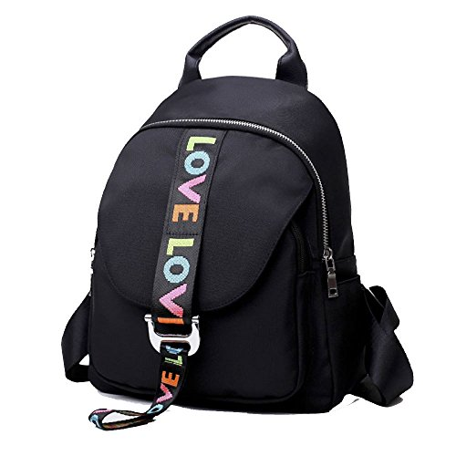 Sauvage Lettre Dos Femmes Bag Multicolored Voyage D'université À Vent Women's Sac De Zll nvqYIxw