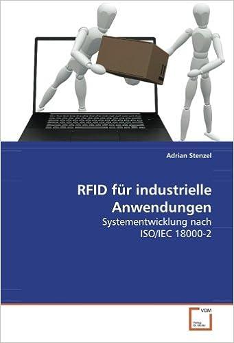 Book RFID für industrielle Anwendungen: Systementwicklung nach ISO/IEC 18000-2