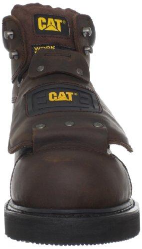 Caterpillar Mens Assault Work Boot Brown