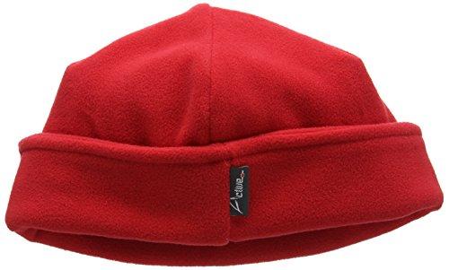 Active Apparel Red Stedman Beanie Scarlet ST5400 de Fleece Gorro Punto Hombre H5xZwxqd