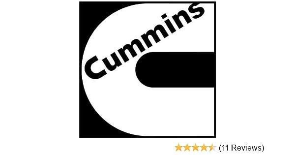 CUMMINS vinyl decal sticker 11