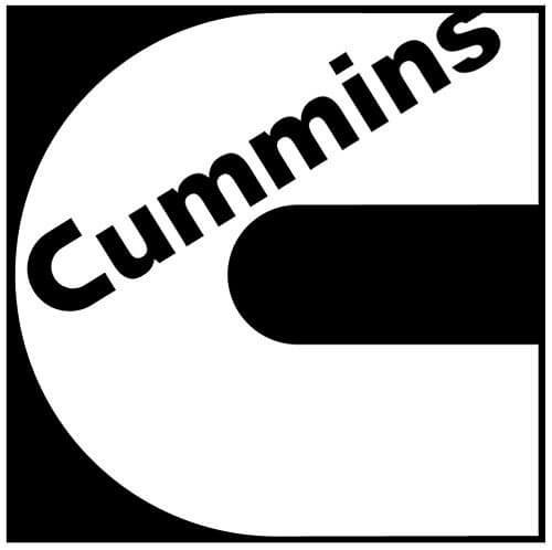CUMMINS vinyl decal sticker 11