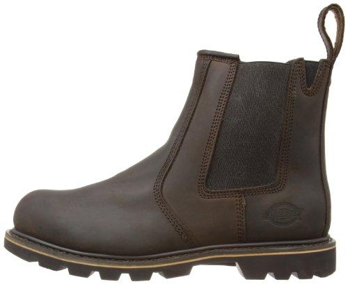 Dickies Mens Fife SB-P Safety Boots FD9214 Nubuck 11 UK Regular Nubuck c5ZNbv
