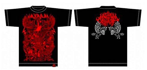 マキシマムザホルモン 毒髑髏 どくどくろ Tシャツ サイズLの商品画像