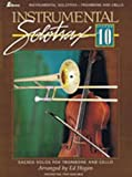 img - for Instrumental Solotrax Vol.10 [With Accompaniment CD] book / textbook / text book