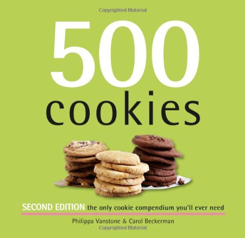 500 Cookies 2nd Edition