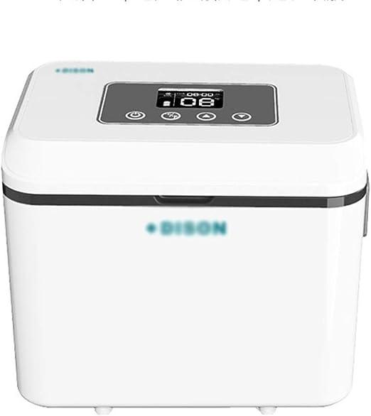 AIYE Medicina portátil Refrigerador Mini refrigerador Nevera ...