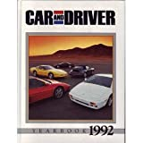 img - for Car and Driver Yearbook 1992 book / textbook / text book