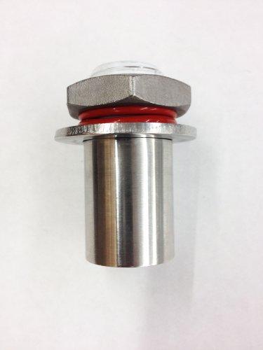 Weldless Bulkhead - Stainless Steel (Bulkhead Gasket)