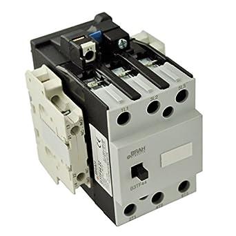 LC1 D18 Telemecanique Contactor 240 voltios bobina 32A