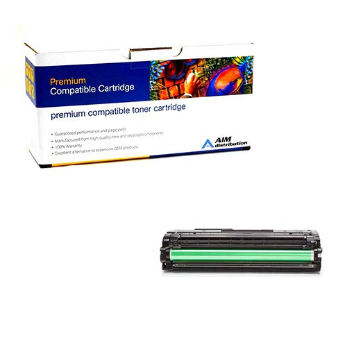 AIM Compatible Replacement for HP SU501A Yellow Toner Cartri