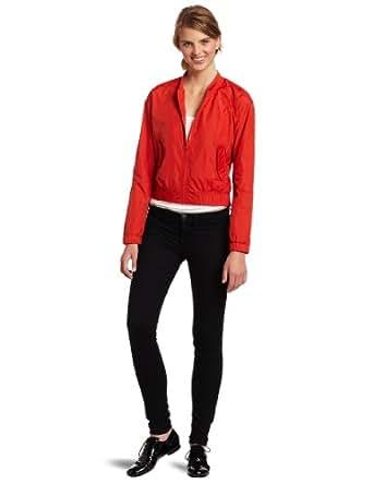 WeSC Juniors Cadelle Regular Fit Jacket, Aurora Red, Small