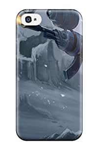 Best Fashionable Style Case Cover Skin For Iphone 4/4s- League Of Legends 7529121K77399471