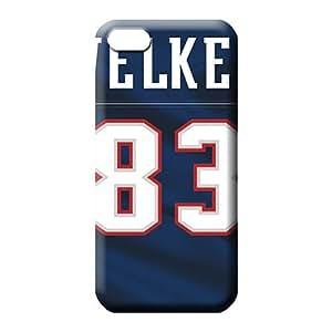 diy zhengiPhone 6 Plus Case 5.5 Inch Brand Design pattern phone back shell new england patriots nfl football
