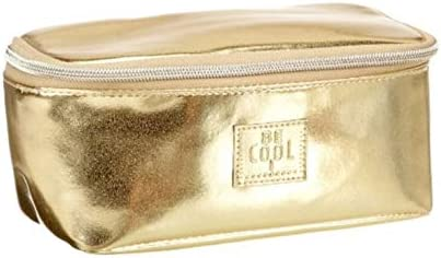 Bolsa isot/érmica Alfi Be Cool dise/ño de Neceser Color Dorado 1,5 L