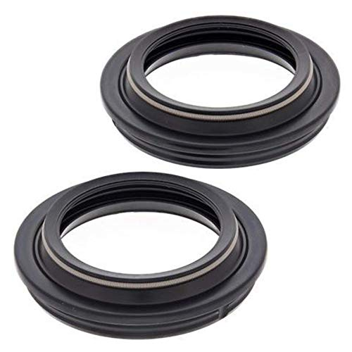 Fork Dust Seal Kit 1986 Suzuki VS700 Intruder Street Motorcycle ()